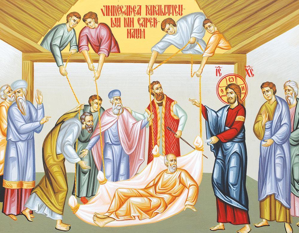 vindecarea-paraliticului-din-capernaum