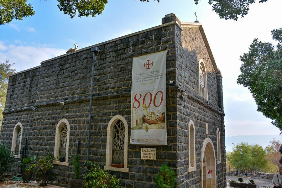 biserica sf petru din tabgha
